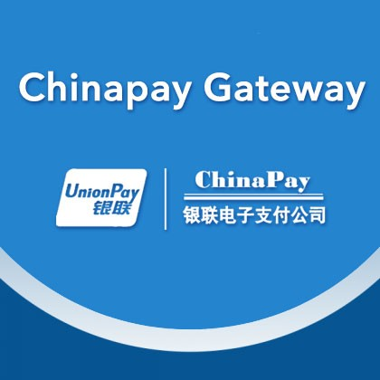Magento Chinapay Payment Gateway Integration