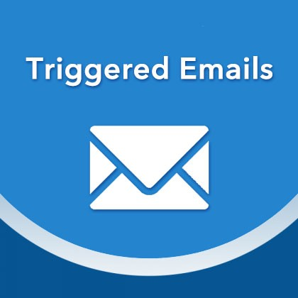 Magento Triggered Email Extension