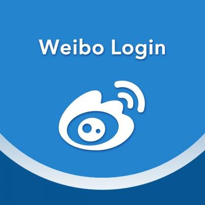 Magento Weibo Login Extension
